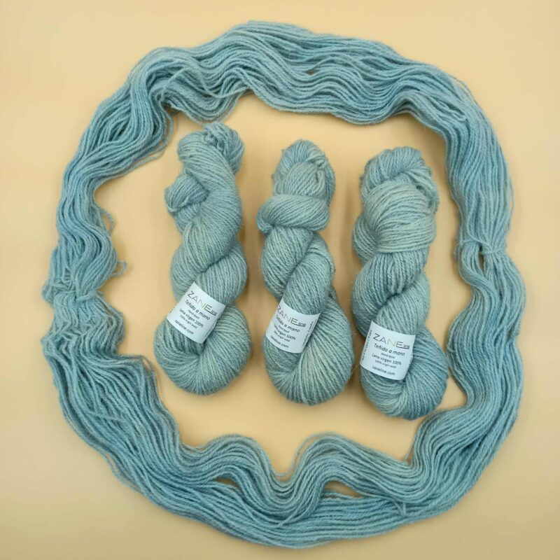 hilo lana natural de oveja