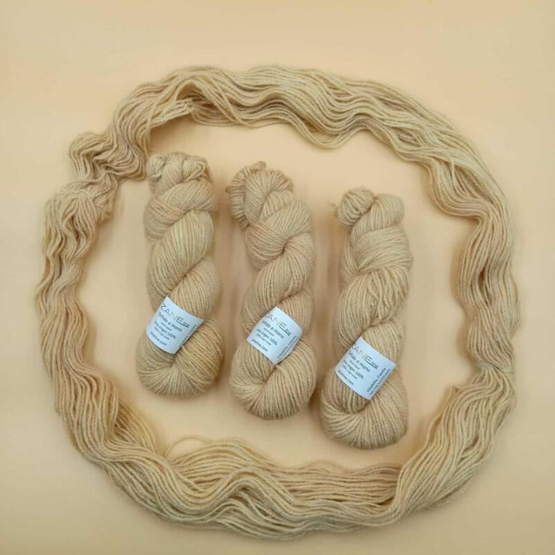 madeja de lana de oveja